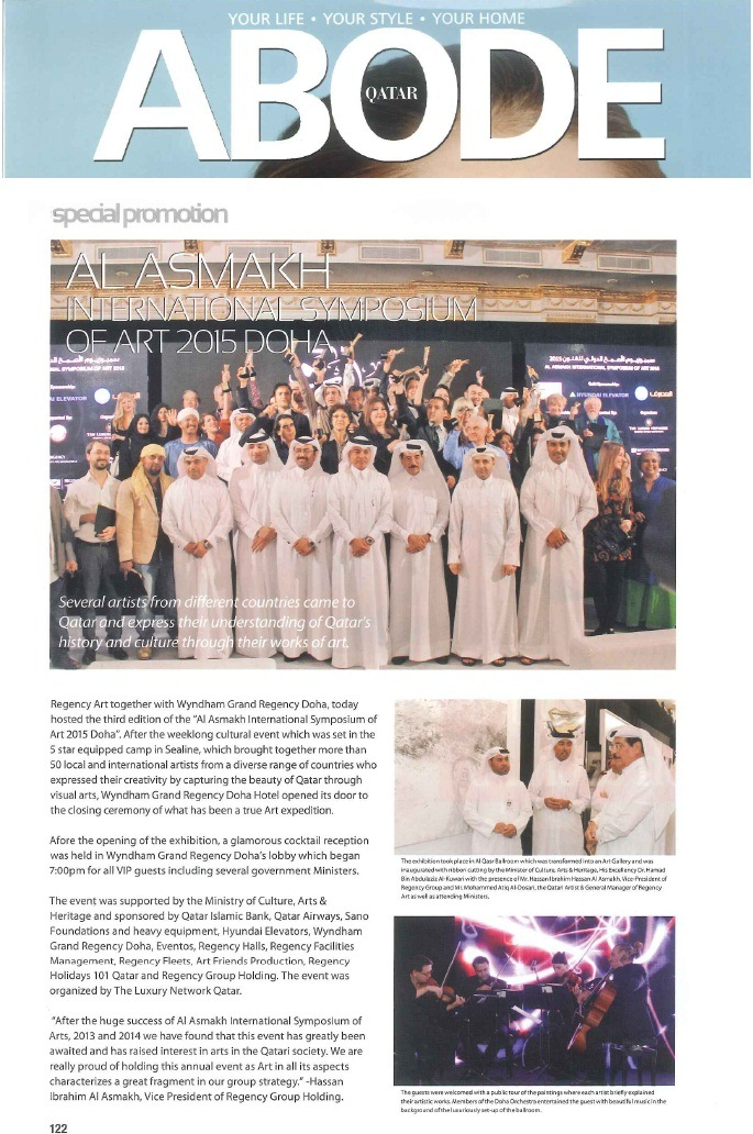 Abode Magazine - April Issue 2015 (2)